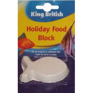 Holiday Food Block - Fish Food