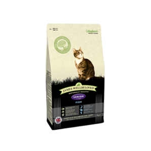 Senior  - Fish & Rice 300g & 1.5kg & 4kg From