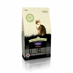 Senior - Turkey & Rice 300g, 1.5kg & 4kg From