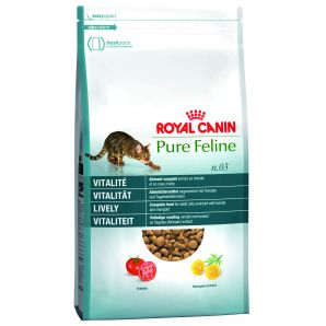 Feline no.3 Lively 300g & 1.5kg From
