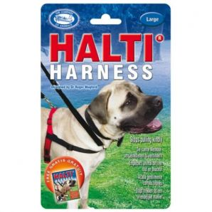 Halti Harness Black