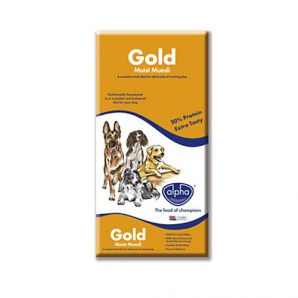 Alpha Gold Moist Muesli