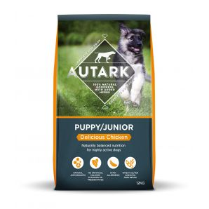 Autarky Puppy 2kg & 12kg From