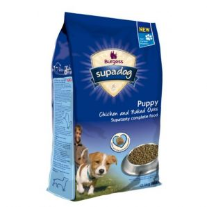 Burgess Puppy 2kg & 12.5kg From