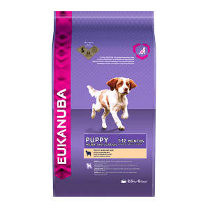 Puppy & Junior - Lamb & Rice 3kg & 12kg From