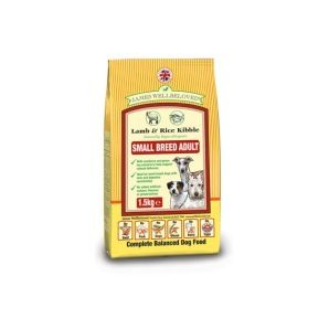 Adult Lamb & Rice - Small Breed 1.5kg & 7.5kg From