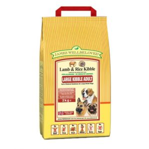 Adult - Lamb & Rice Large Kibble 4kg & 15kg From