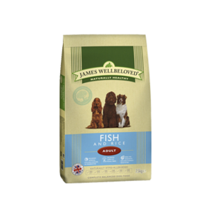 Adult - Ocean Fish & Rice 2kg, 7.5kg & 15kg From