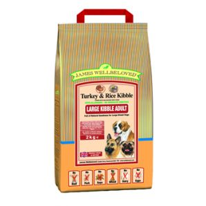 Adult - Turkey & Rice Large Kibble