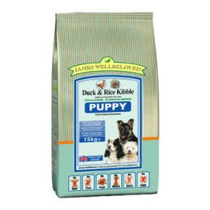 Puppy Performance Duck and Rice 2kg, 7.5kg & 15kg From