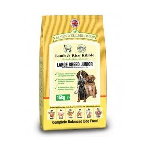 Junior - Lamb & Rice Large Breed 4kg &15kg From