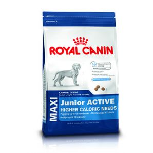 Puppy Active 4kg & 15kg From