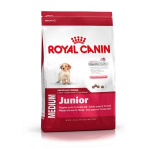 Medium Puppy 4kg & 15kg From
