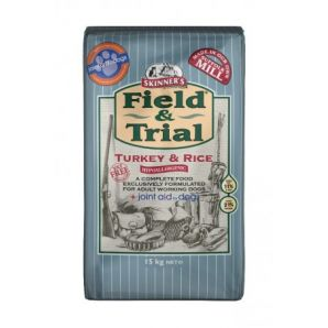 Field & Trial Turkey & Rice Hypoallergenic