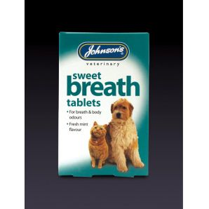 Sweet Breath Tablets