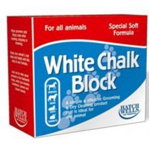 White Chalk Block