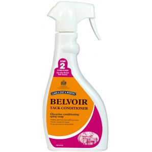 Belvoir Tack Conditioner step 2