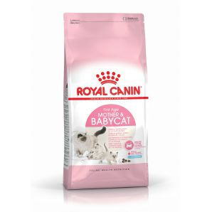 Mother and Baby Cat 400g, 2kg & 4kg From