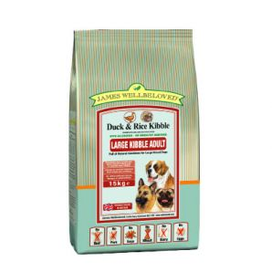 Adult - Duck & Rice Large Kibble
