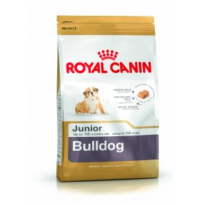 Bulldog Junior 3kg & 12kg From